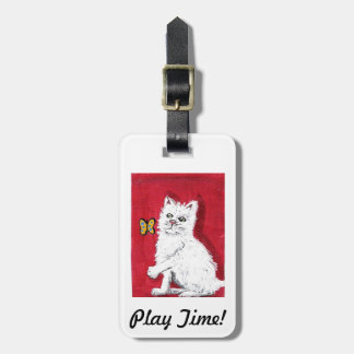 Play Time Luggage Tag