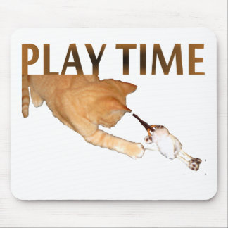 Play Time - Mousepad