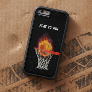 PLAY TO WIN Basketball | Sport Gifts Tough Xtreme iPhone 6 Case