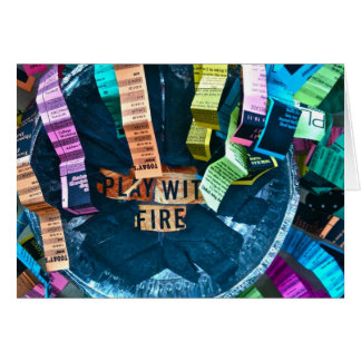 Play with Fire Card