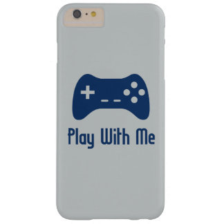 Play With Me Video Game Barely There iPhone 6 Plus Case