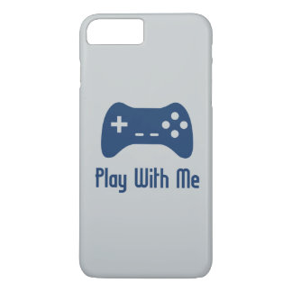 Play With Me Video Game iPhone 7 Plus Case
