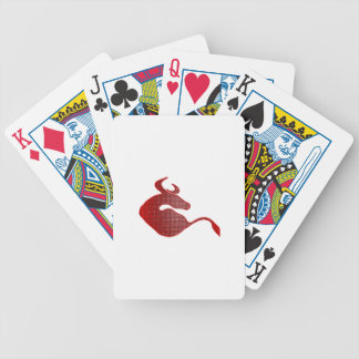 Play with the Bull Bicycle Playing Cards