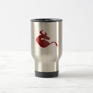 Play with the Bull Travel Mug