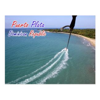 Playa Dorada Puerto Plata Dominican Republic Postcard