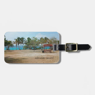 Playa Giron - Beach - Luggage Tag