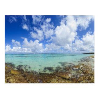 Playa Maguana, Guantanamo, Baracoa | Cuba Postcard