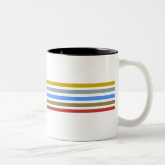Playbow / Black 325 ml  Two-Tone Mug