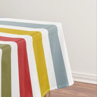 Playbow / Cotton Tablecloth, 132.1 cm x 177.8 cm Tablecloth