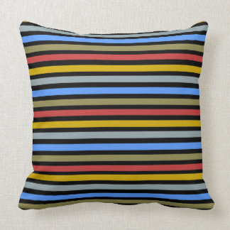 Playbow / Throw Pillow 51 cm x 51 cm (black)