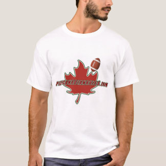 PlayCanadianRules.com Design 4 T-Shirt
