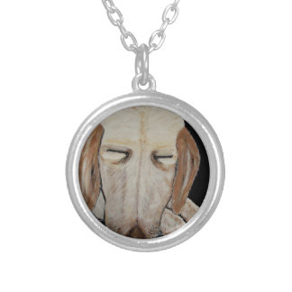 Played Out Silver Plated Necklace