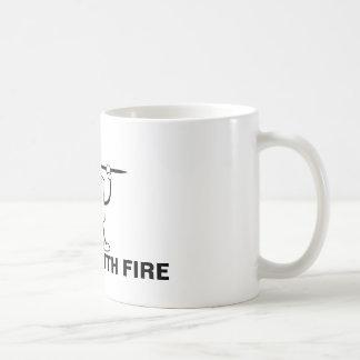 Played With Fire Coffee Mug