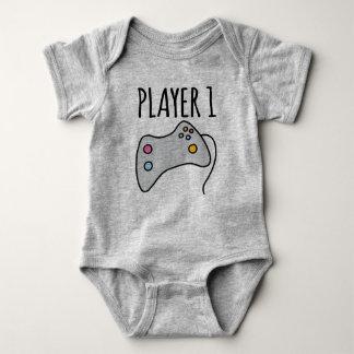Player 1 Player 2 Player 3 Baby Bodysuit