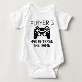 Player 3 Has Entered The Game Shirts