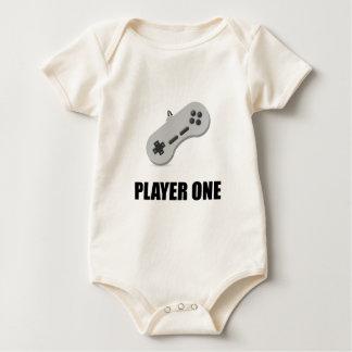 Player One Baby Bodysuit