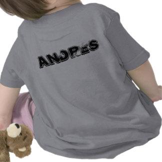 PLAYERA INFANTIL ANDRES TEE SHIRT