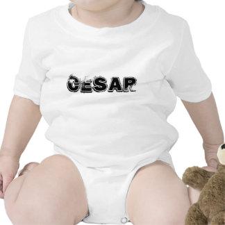 PLAYERA INFANTIL CON NOMBRE CESAR SHIRTS