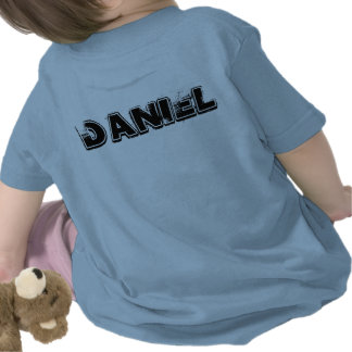 PLAYERA INFANTIL DANIEL SHIRT