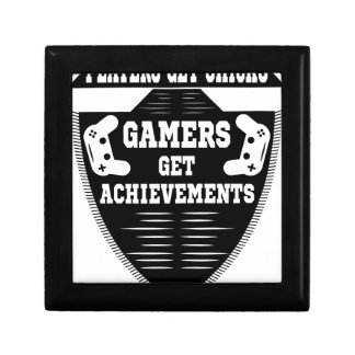 Players get chicks gamers get achivements gift box