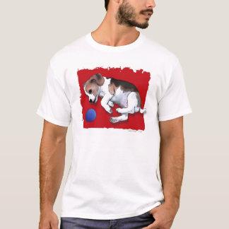 Playful Beagle Puppy T-Shirt