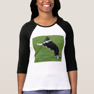 Playful Border Collie Shirts