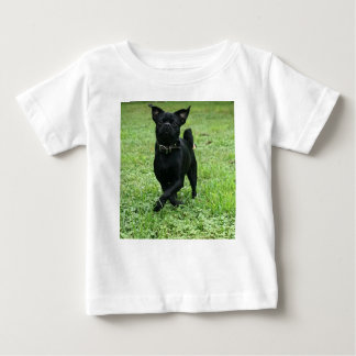 Playful Dog Baby T-Shirt