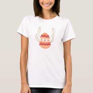 Playful Easter Egg Womens T-shirt