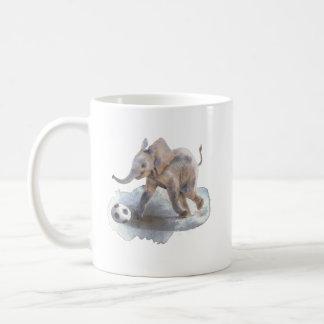 Playful Elephant 11 oz Classic Mug