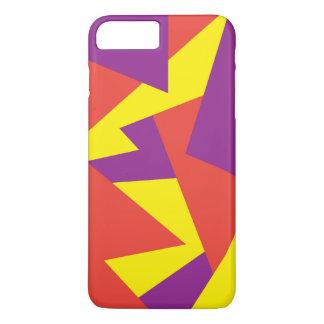 Playful Geometric iPhone 8 Plus/7 Plus Case