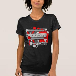 Playful geometrical decor T-Shirt