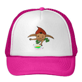 playful goblin cap