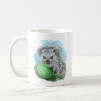 Playful Hedgehog 11 oz Classic Mug