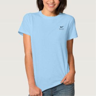 playful killer whale -t-shirt t-shirts