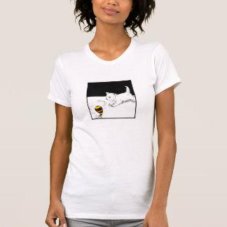 Playful Kitten: Cute T T Shirt