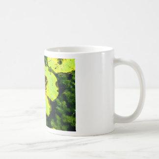 Playful Lilly Pad Coffee Mug