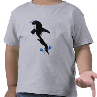 Playful Orca T-Shirt