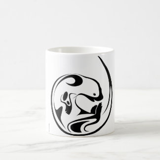 Playful Otter Coffee Mug
