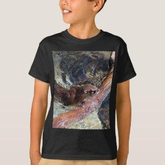 Playful Otter Shirts