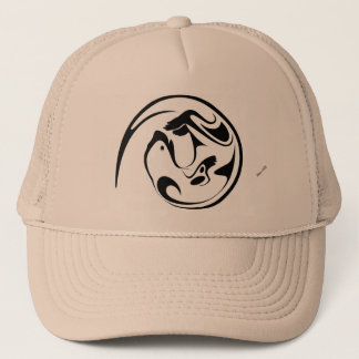 Playful Otter Trucker Hat