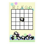 Playful Panda Bingo