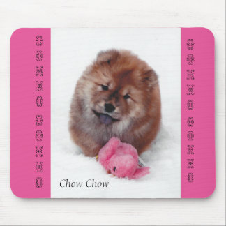 Playful Pup Mouse Pad