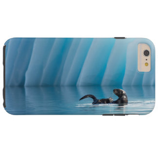 Playful Sea Otter Tough iPhone 6 Plus Case