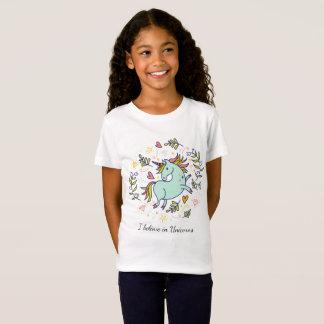 Playful Unicorn T-Shirt