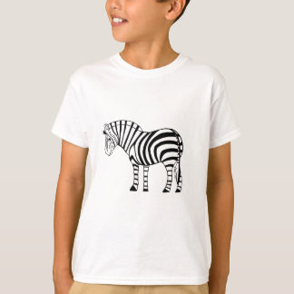 Playful Zebra Tees