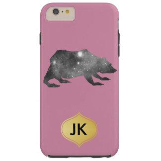 PLAYFULLY COOL UNIVERSE BEAR TOUGH iPhone 6 PLUS CASE