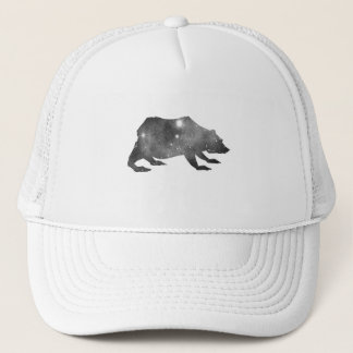PLAYFULLY COOL UNIVERSE BEAR TRUCKER HAT