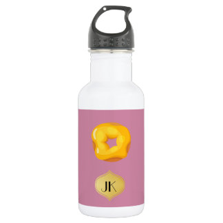 Playfully Delicious Mouth Watering Donut 532 Ml Water Bottle