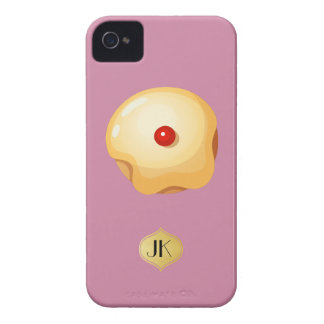 Playfully Delicious Mouth Watering Donut Case-Mate iPhone 4 Case