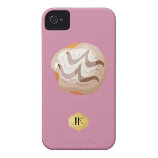 Playfully Delicious Mouth Watering Donut iPhone 4 Case-Mate Cases